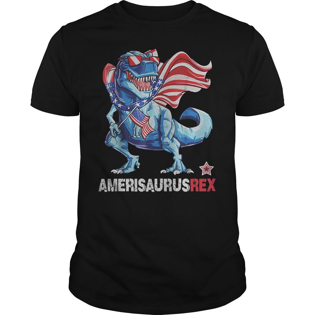 Amerisaurus Rex T Shirt