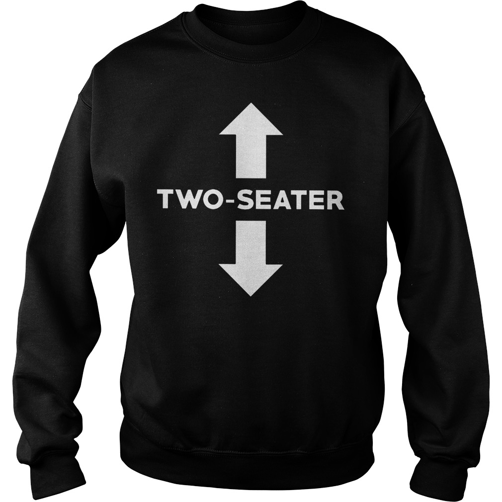 This Way Two Seater Sweater