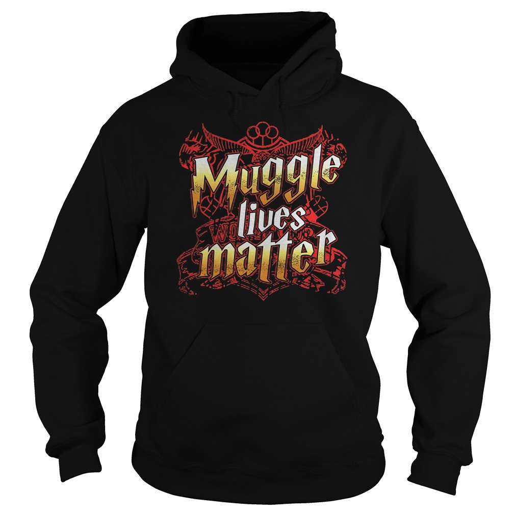 Official Muggle Lives Matter T-Shirt Hoodie