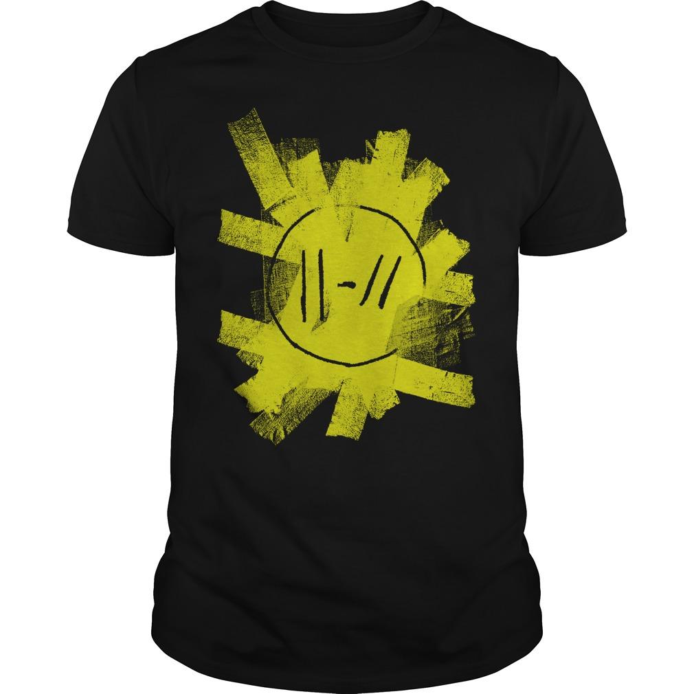 Premium Twenty One Pilots T-Shirt Classic Guys / Unisex Tee