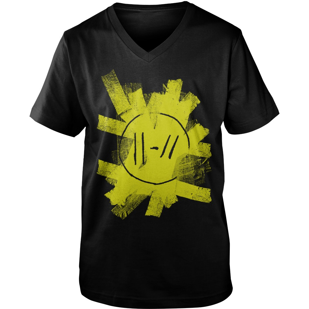 Premium Twenty One Pilots T-Shirt Guys V-Neck