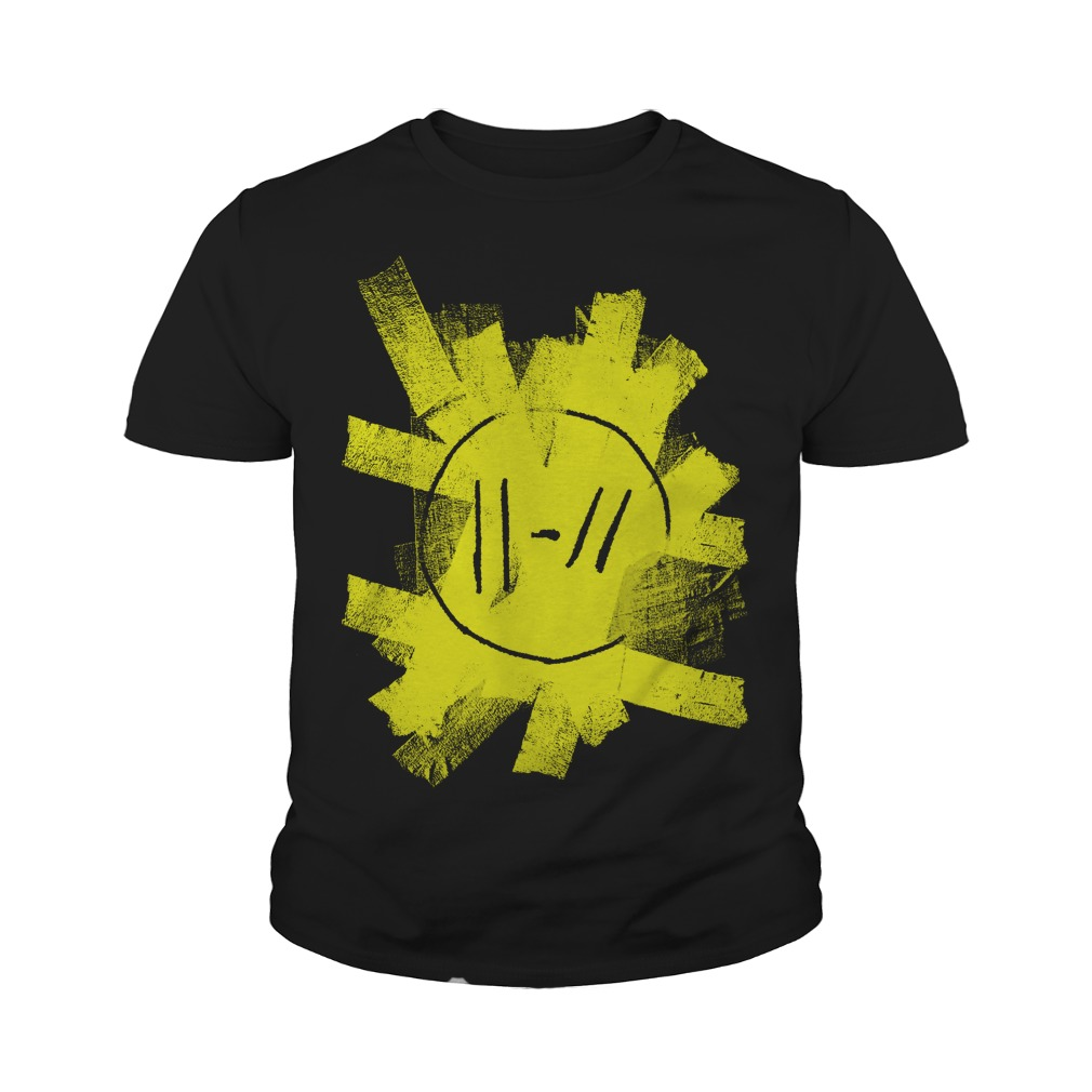 Premium Twenty One Pilots T-Shirt Youth Tee