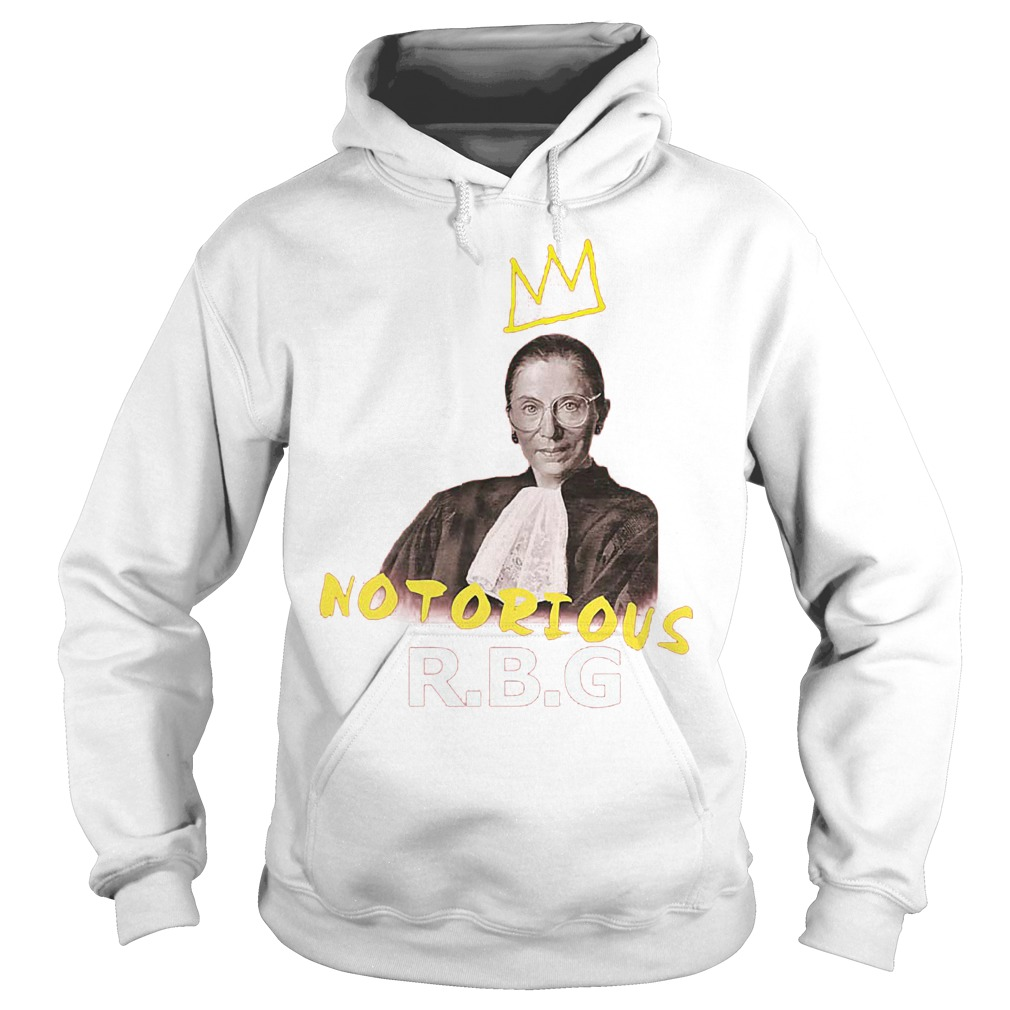 Supreme Court Justice Notorious RBG T-Shirt Hoodie