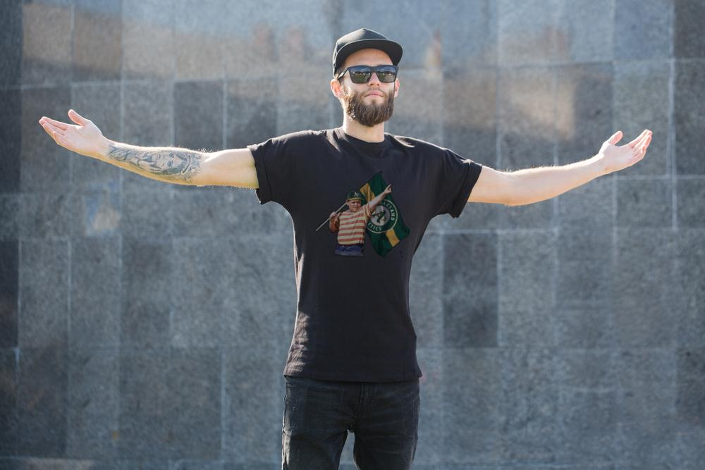 The Sandlot With Oakland Athletics Flag T Shirt