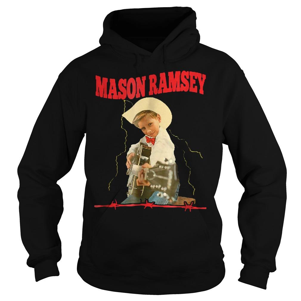 PremiumMason Singer Ramsey Boy Guitar Shirt Hoodie