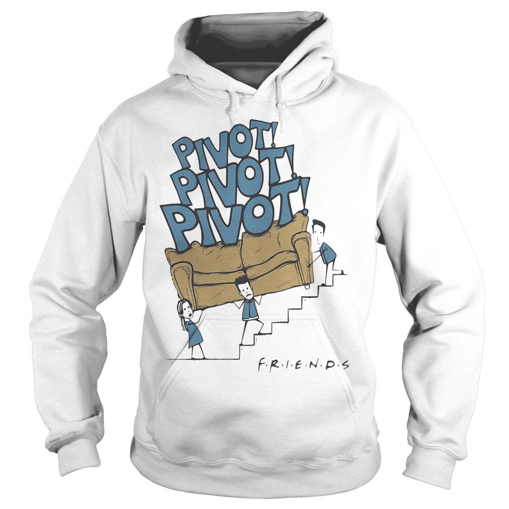 Friends tv show pivot shirt Hoodie