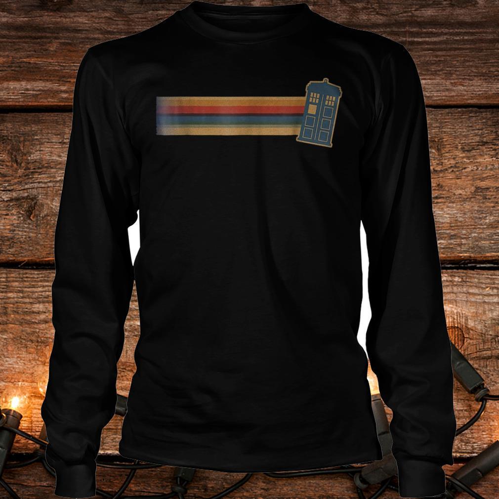 13th doctor cosplay Halloween Shirt Longsleeve Tee Unisex