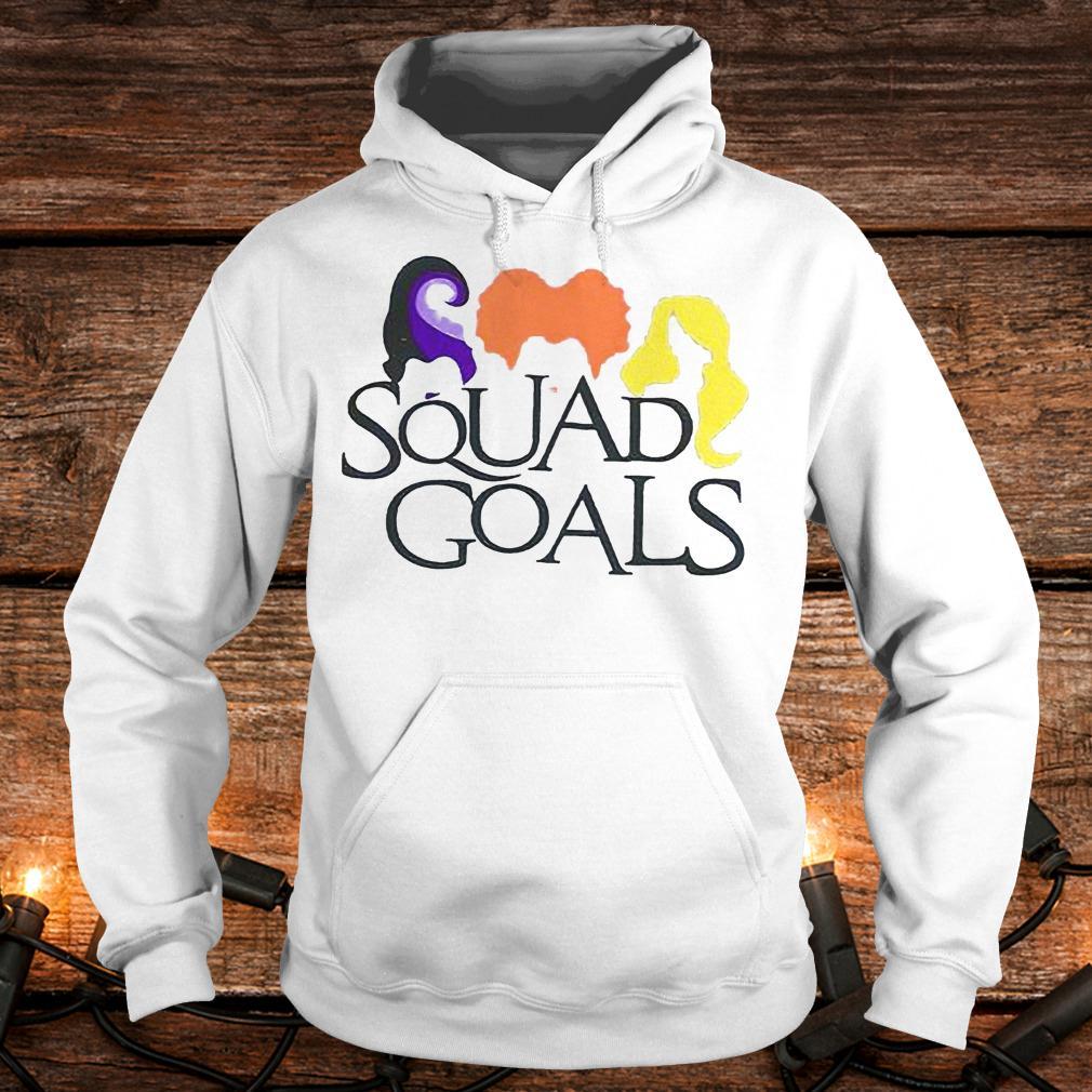 Best Price Hocus Pocus squad goals Shirt Hoodie