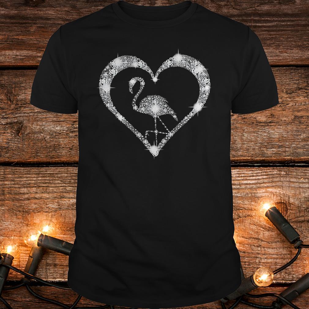 Diamond flamingo Shirt