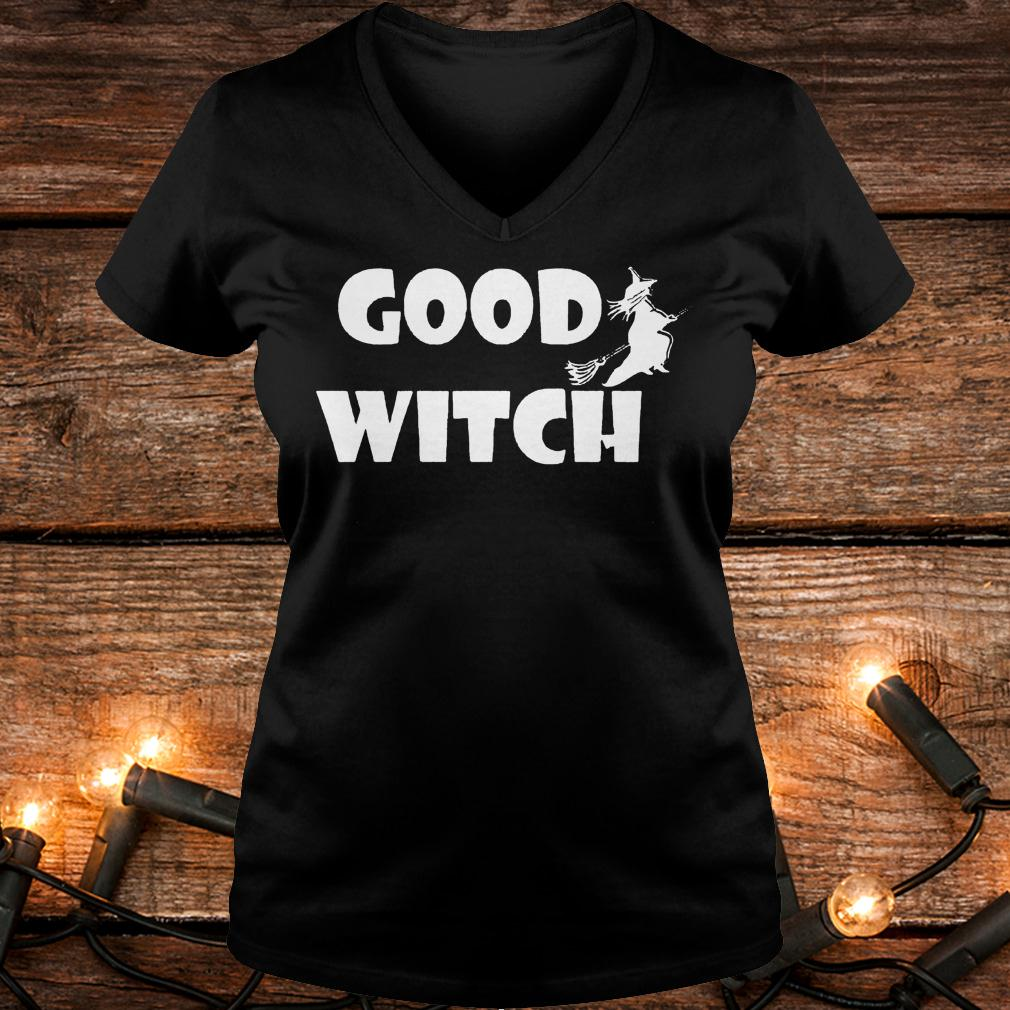 Good witch shirt Ladies V-Neck