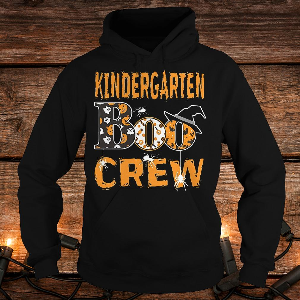 Original Kindergarten Boo Crew Shirt - Omg Shirts-6790