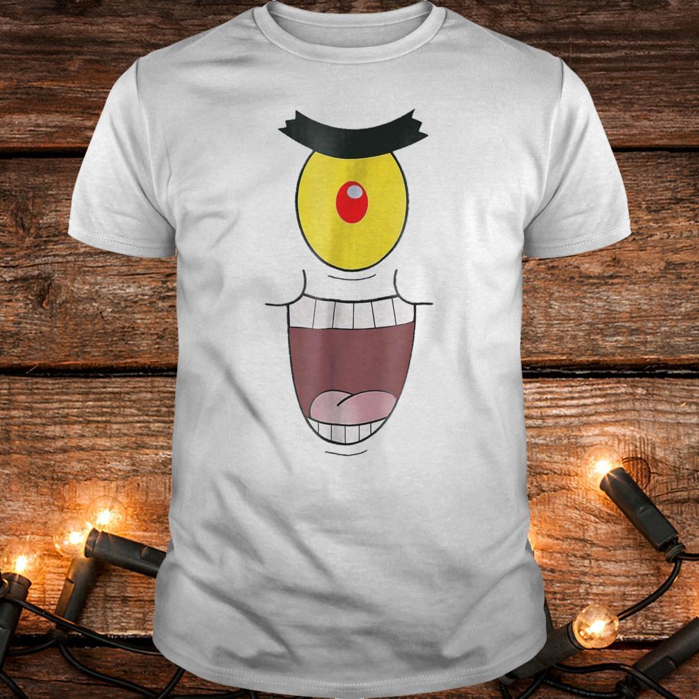 Plankton evil and funny laugh Shirt