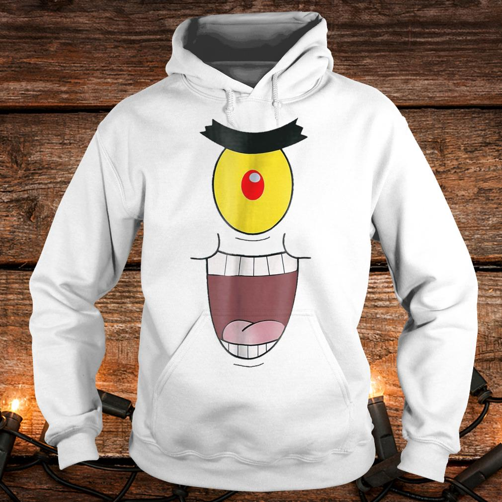 Plankton evil and funny laugh Shirt Hoodie