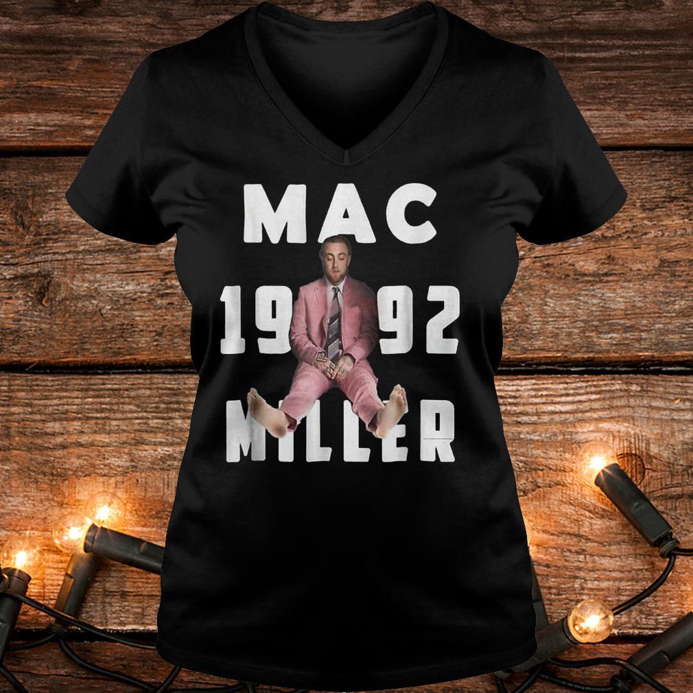 Premium Mac 1992 Miller Shirt Ladies V-Neck