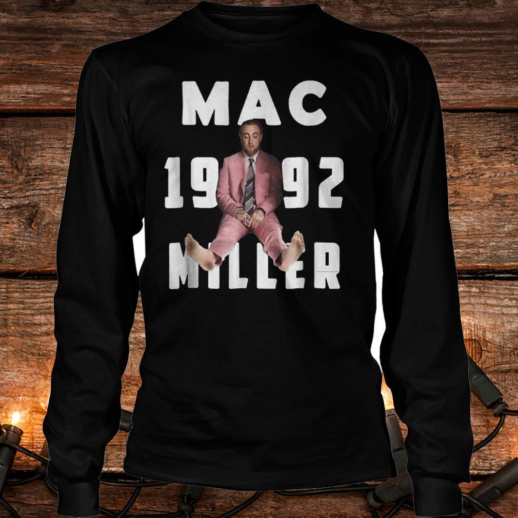 Premium Mac 1992 Miller Shirt Longsleeve Tee Unisex