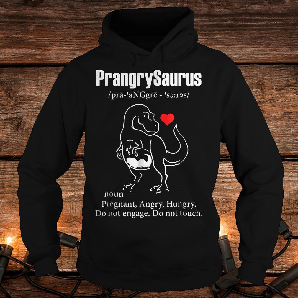 Premium PrangrySaurus Definition Shirt Hoodie