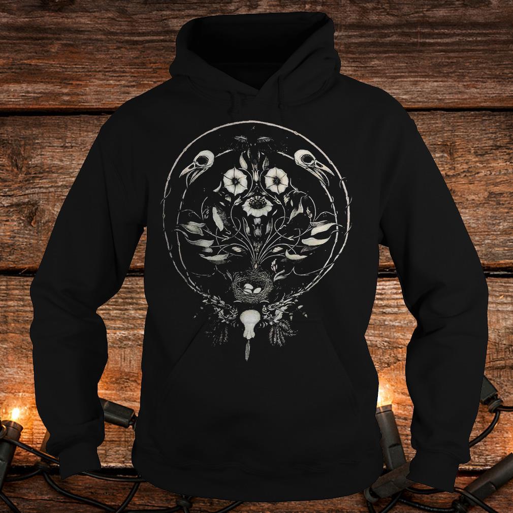 The Raven's Drum Shirt Hoodie