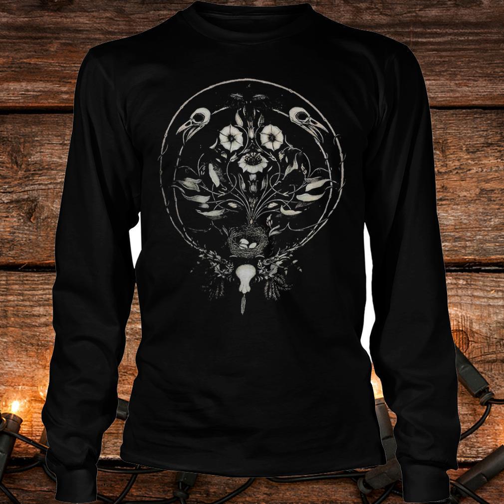 The Raven's Drum Shirt Longsleeve Tee Unisex