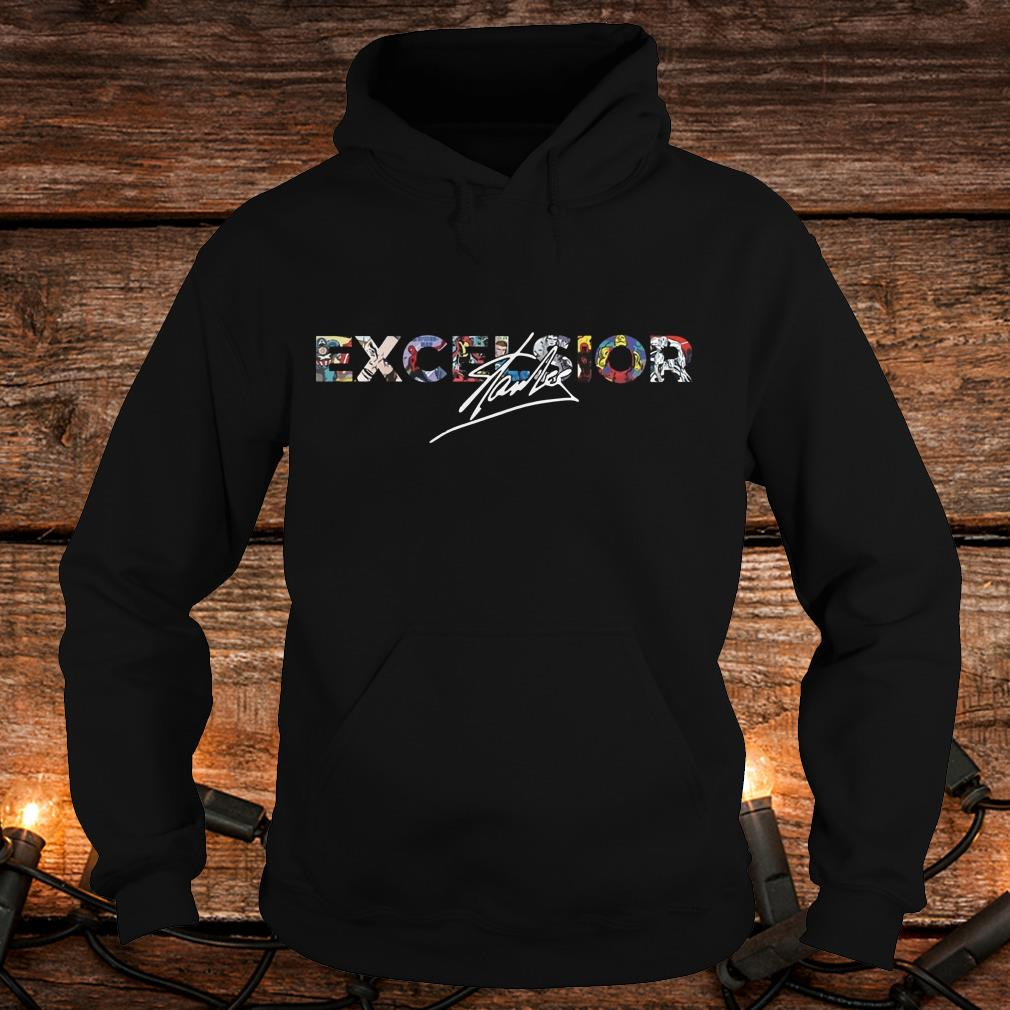Awesome Stan Lee Excelsior Shirt