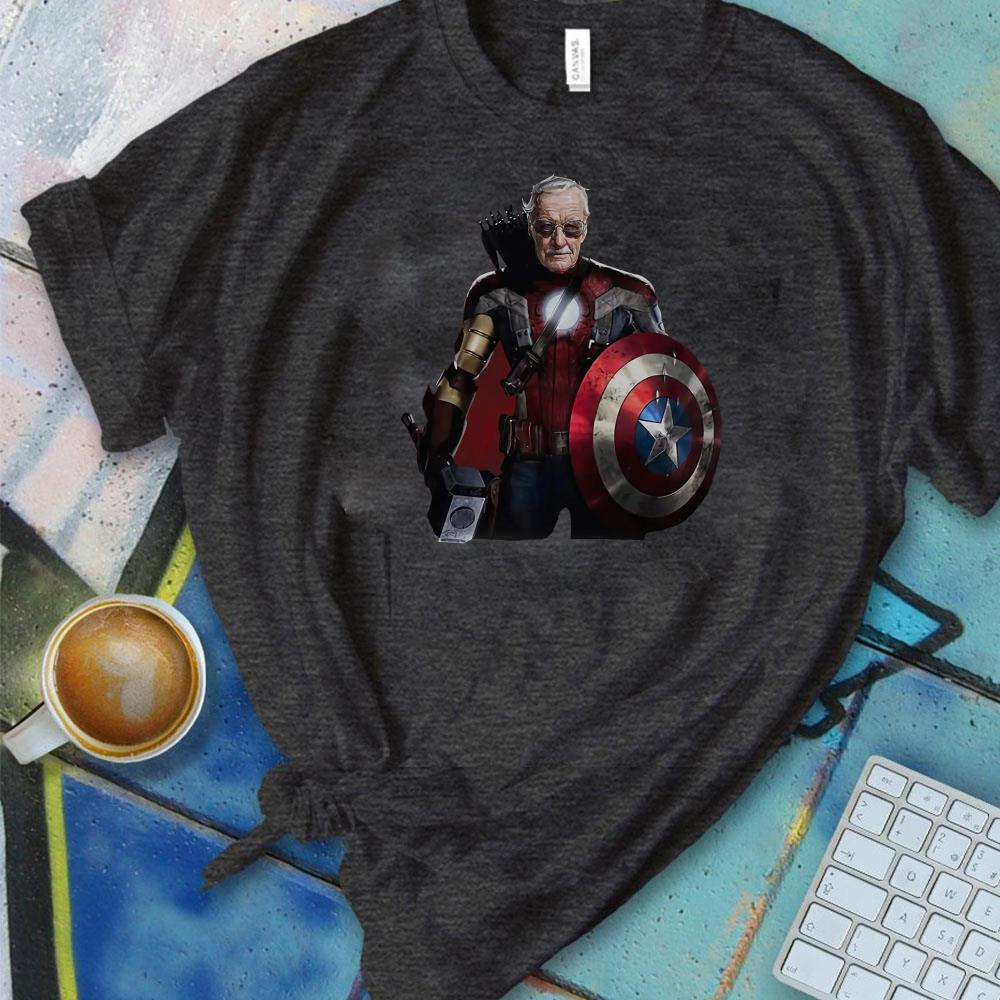 Nice Stan Lee Superhero shirt