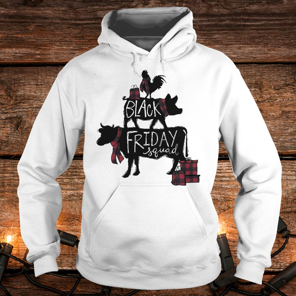 Official Black friday squad shirt Hoodie