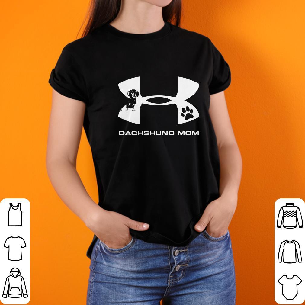 Original Under Armour Dachshund Mom shirt