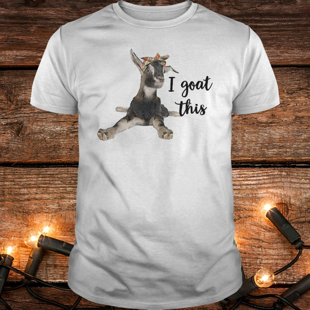 The best Farmers I goat this shirt Classic Guys / Unisex Tee