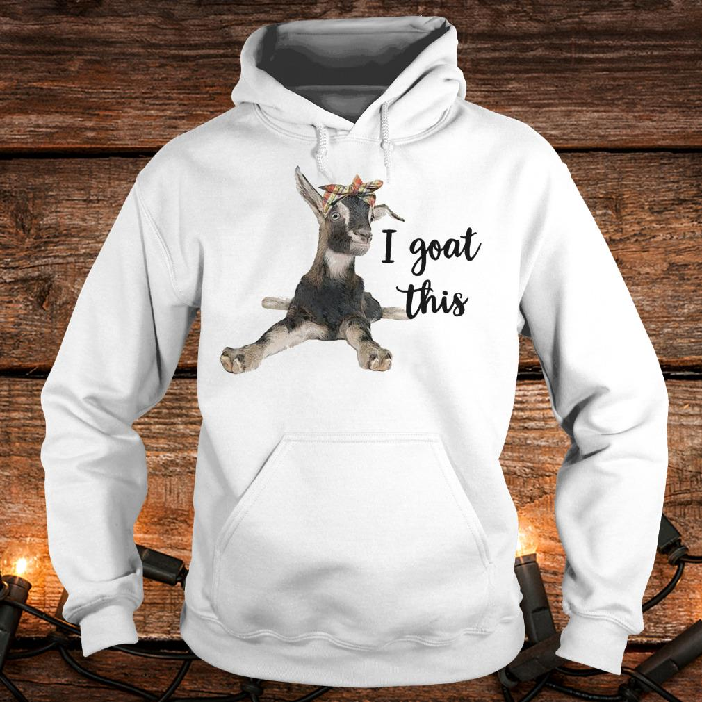 The best Farmers I goat this shirt Hoodie