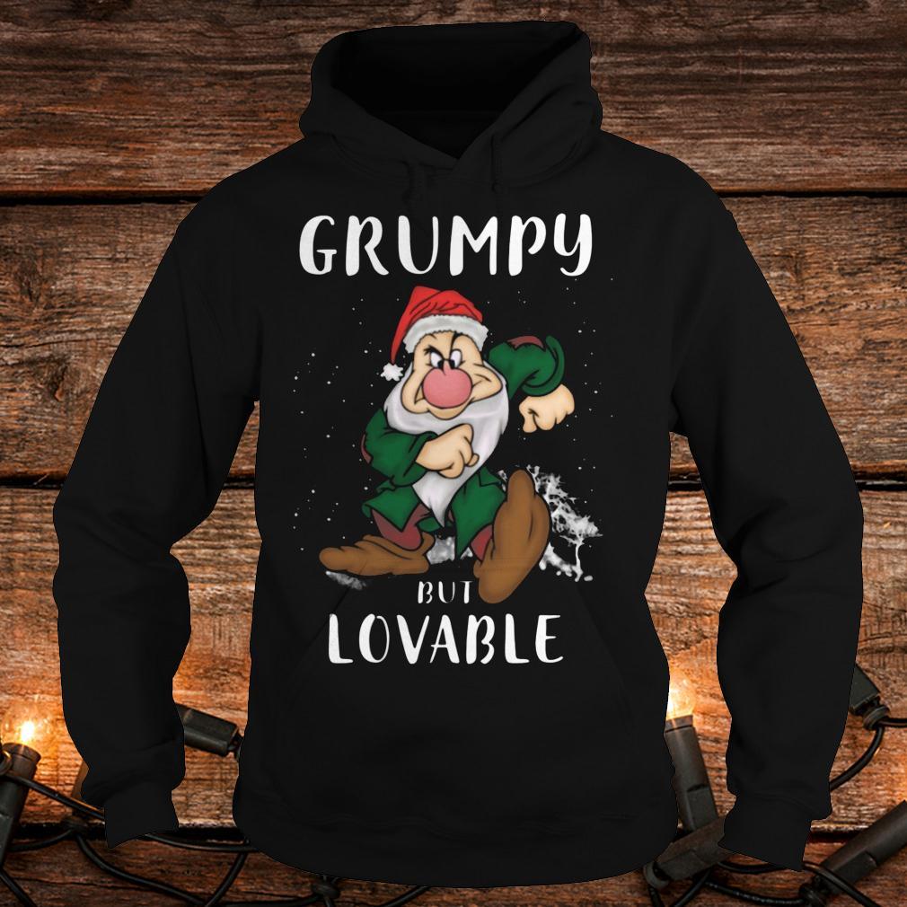 The best Grumpy but lovable Shirt Hoodie