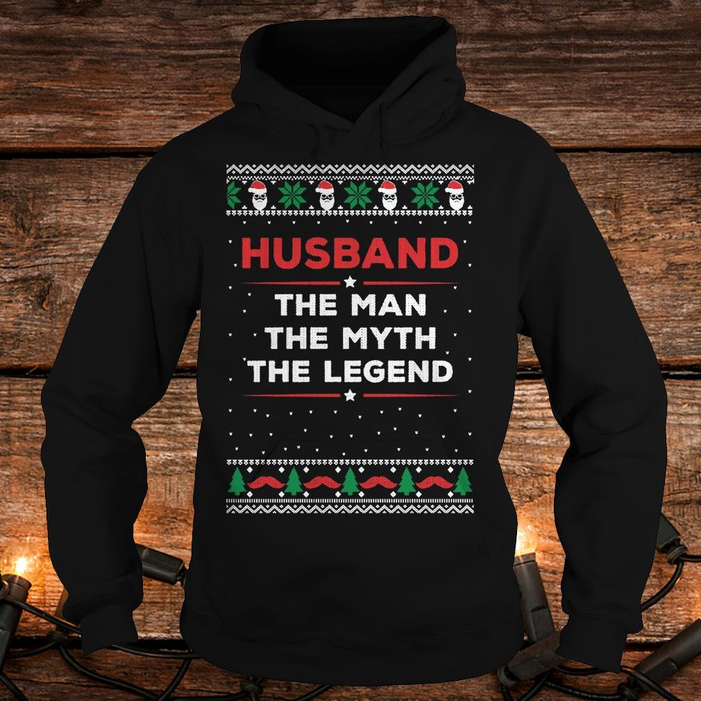 Top Husband The Man The Myth The Legend Sweater Shirt Hoodie