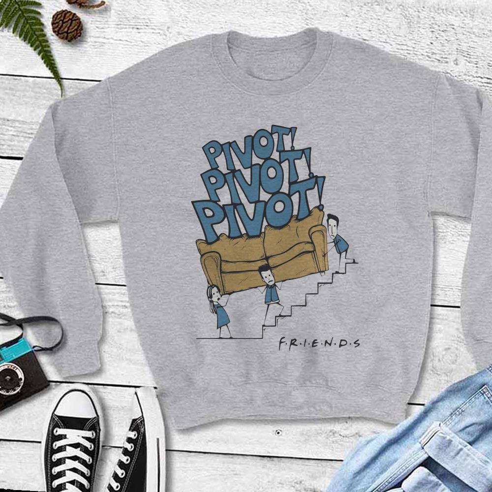 Hot Friend Pivot Shut Up shirt