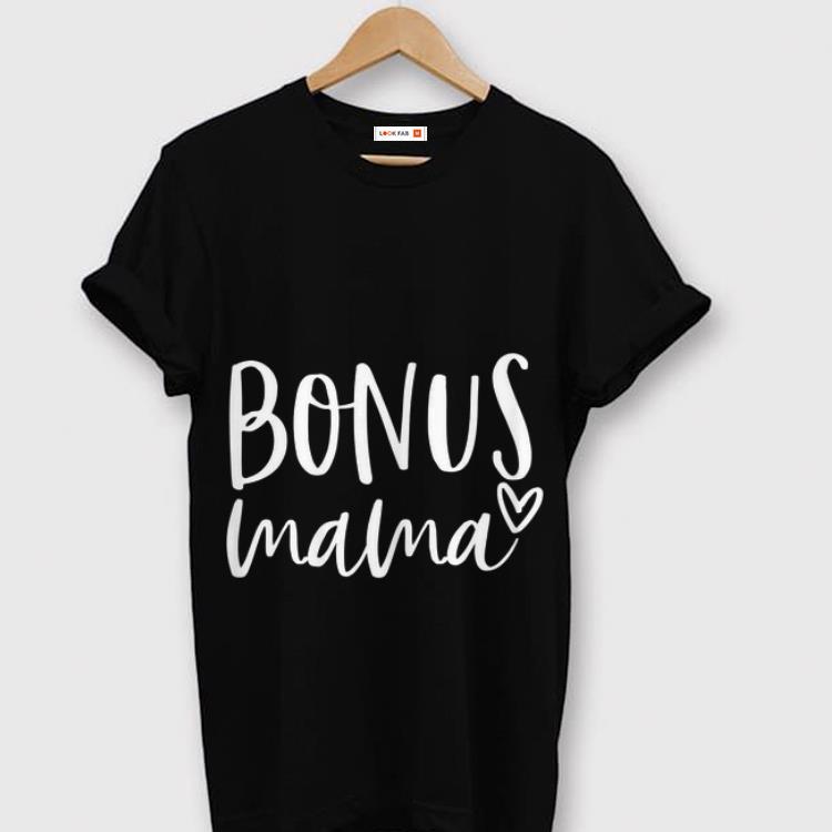 Awesome Bonus Mama Mother's Day Shirt