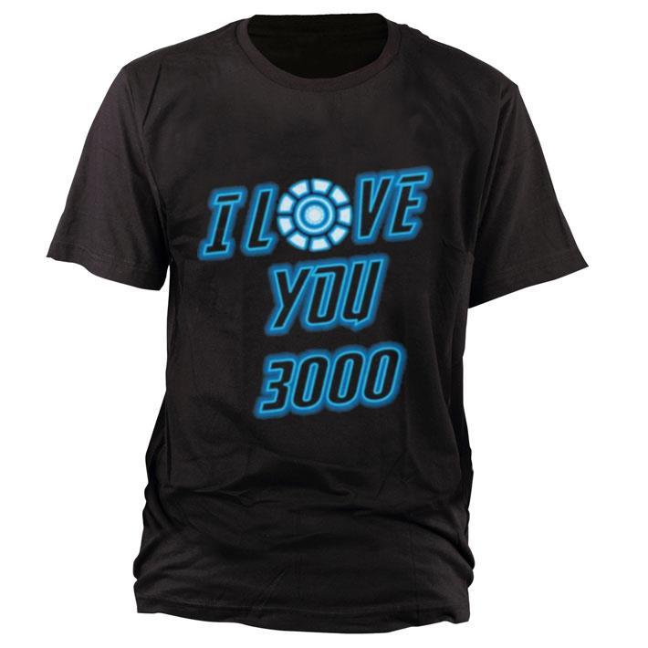 Awesome I Love You 3000 Tony Stark Avengers Endgame Iron Man Shirt 1 1.jpg