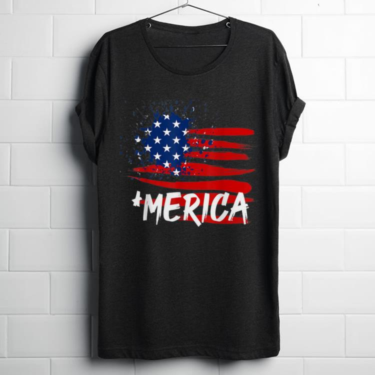 4th Of July American Flag America Independence Day shirt