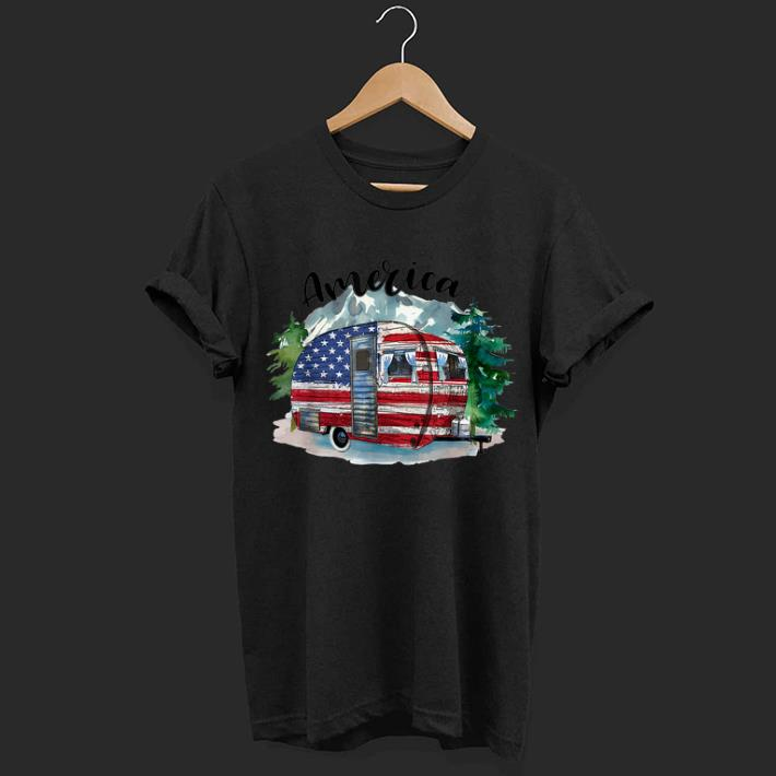 America Camping Camper American Flag Independence Day Gift Shirt 1 1.jpg