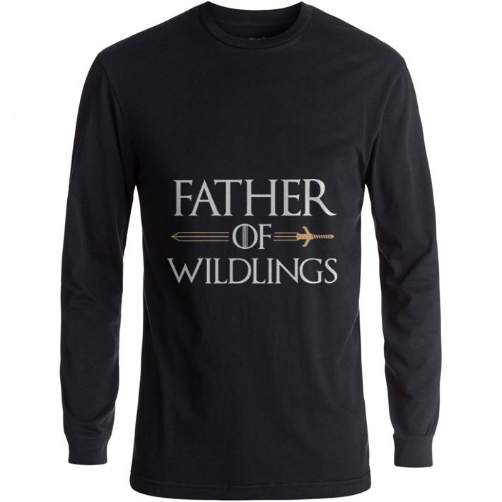 Funny Father of wildlings Game Of Thrones shirt