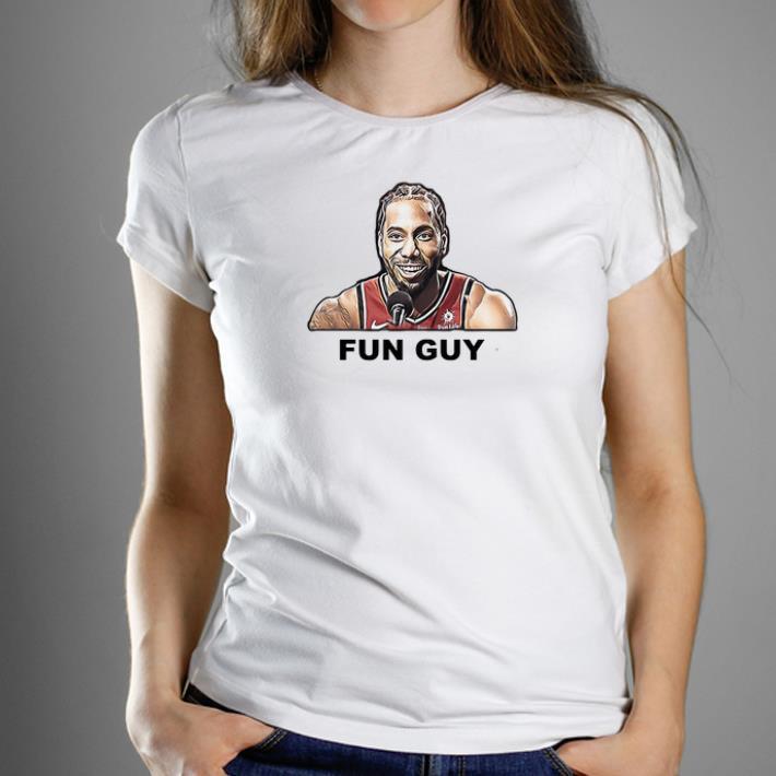 Kawhi Leonard Fun Guy