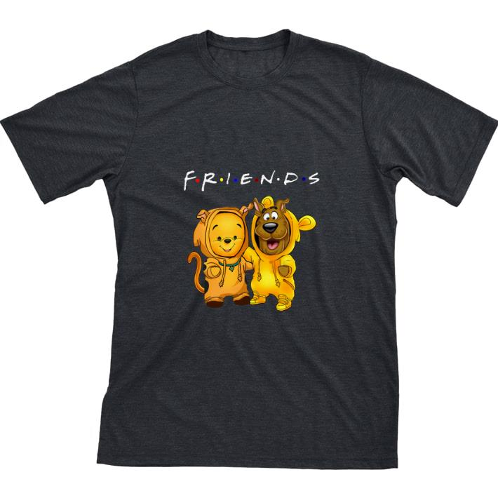 Awesome Baby Pooh And Baby Scooby Doo Friends Shirt 1 1.jpg