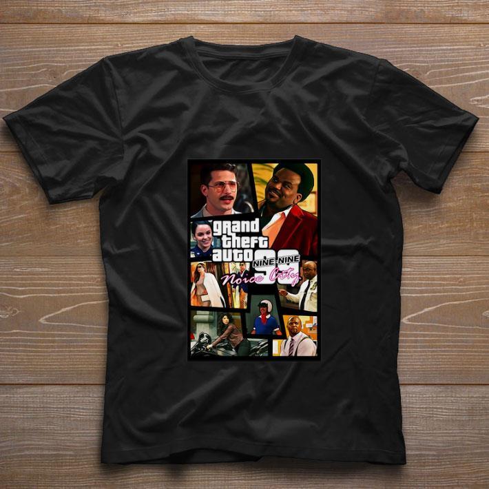 Funny Grand Theft Auto Nine Nine Noice City Shirt 1 1.jpg