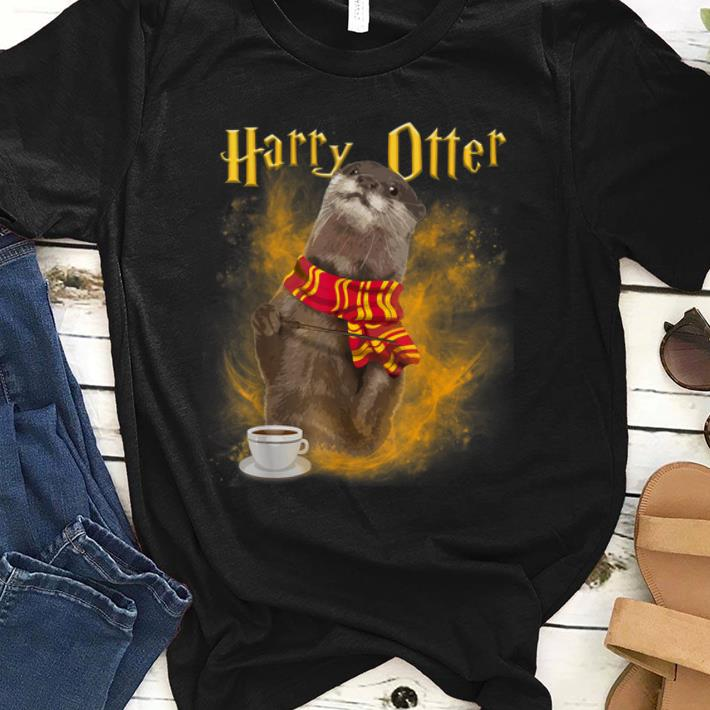 Top Harry Otter My Patronus Is A Otter Harry Potter And Otter shirt