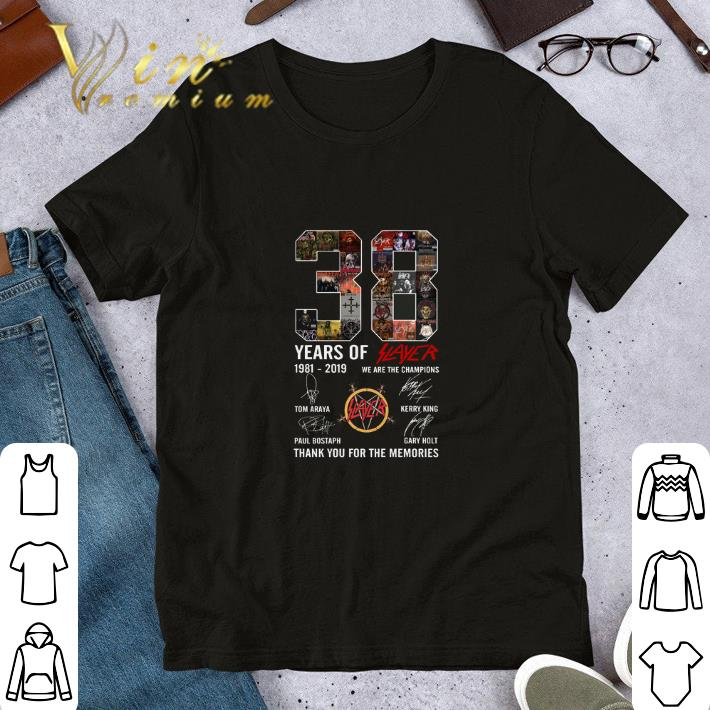 38 Years Of Slayer 1981 2019 We Are The Champions Signatures Shirt 1 1.jpg
