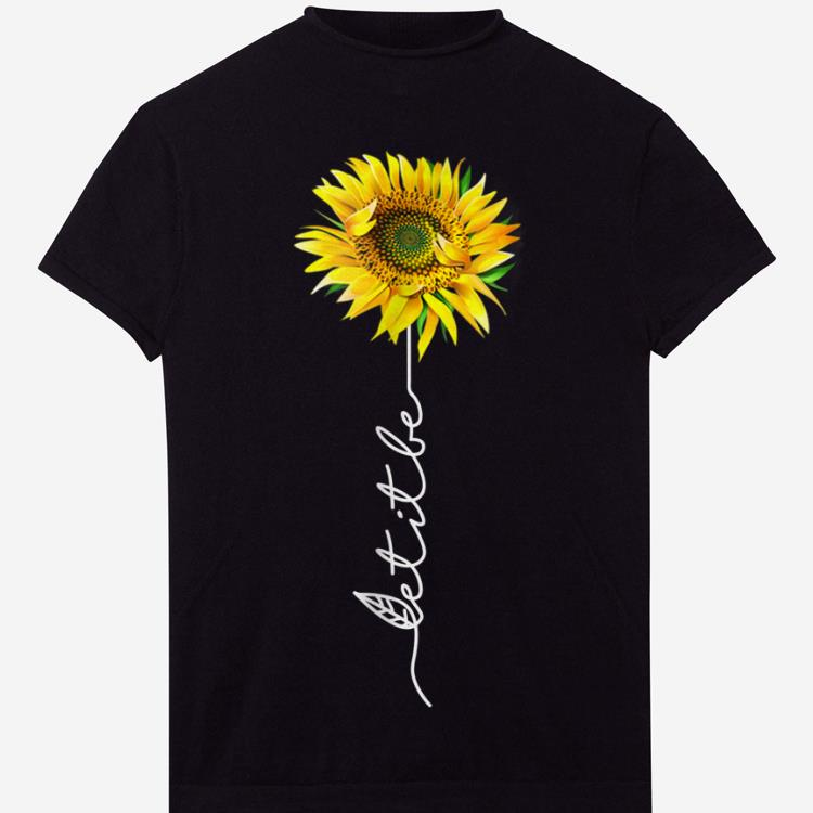 Awesome Let It Be Sunflower Shirt 1 1.jpg
