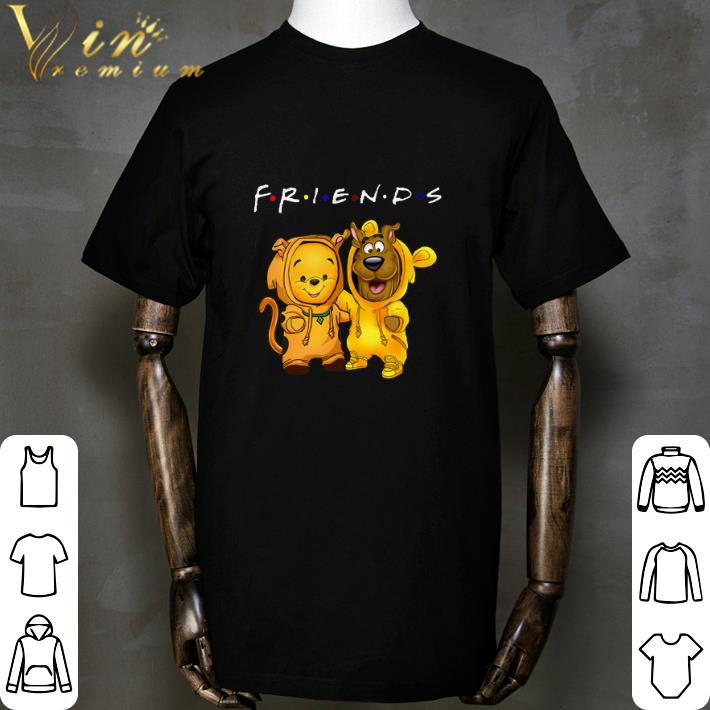 Funny Baby Pooh And Baby Scooby Doo Friends Shirt 1 1.jpg