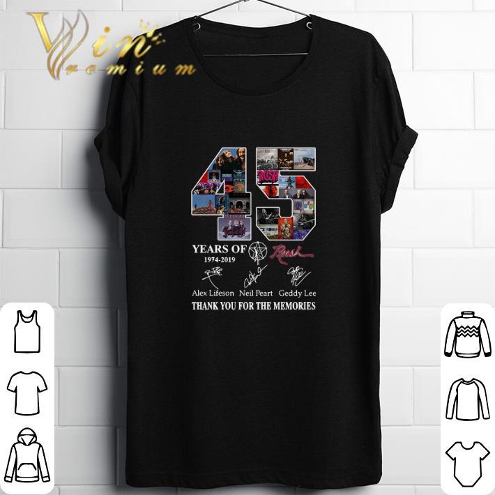 Hot 45 Years Of Rush 1974 2019 Signature Thank You For The Memories Shirt 1 2 1.jpg