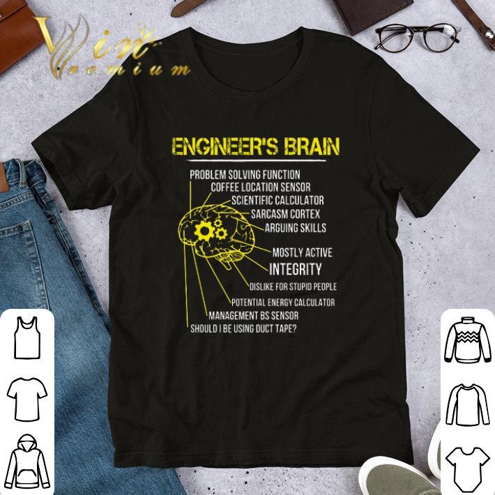 Awesome Engineer S Brain Problem Solving Function Coffee Location Sensor Shirt 1 1.jpg