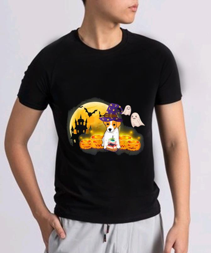 Awesome Jack Russell Terrier Witch Pumpkin Halloween Costume Shirt 2 1.jpg