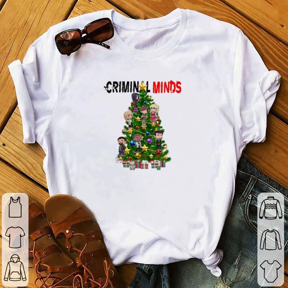 Awesome Criminal Minds Christmas Tree Shirt 1 1.jpg