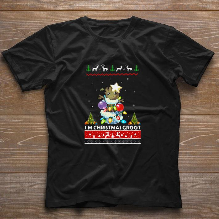 Awesome I M Christmas Groot Shirt 1 1.jpg