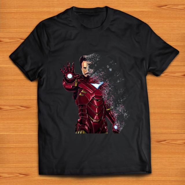 Awesome Iron Man Marvel Avengers Endgame Goodbye Shirt 1 1.jpg