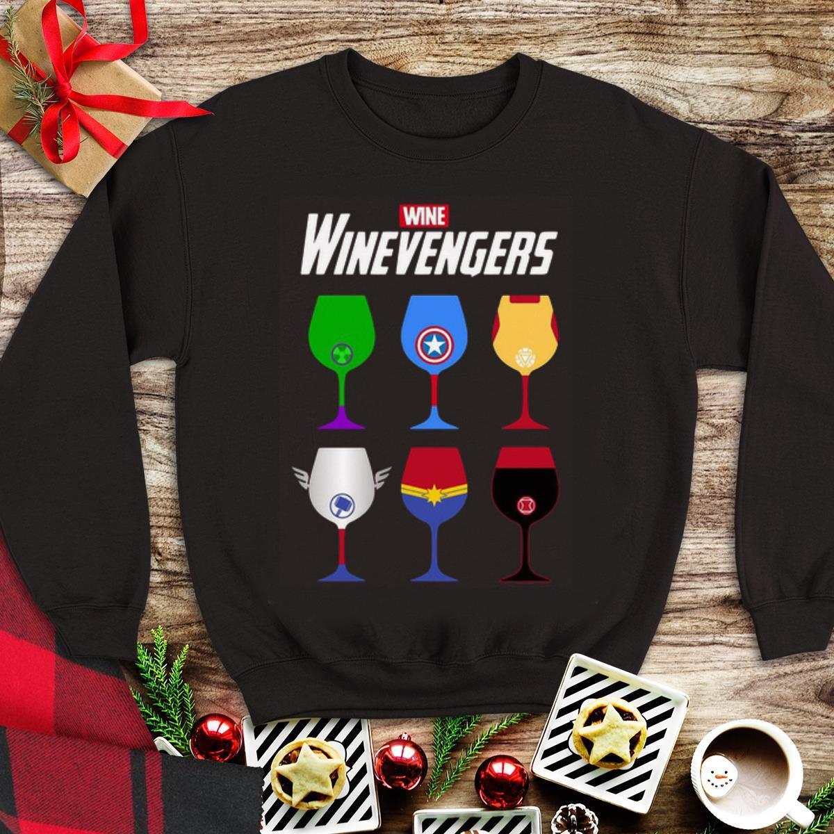 Awesome Marvel Wine Winevengers Avengers Endgame Shirt 1 1.jpg